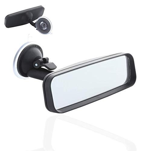 Smart-Planet® hochwertiger Kinder Beobachtungsspiegel/Kinderspiegel 15x4,5 cm - Fahrschule gerade Spiegelfläche - Rückspiegel - Spiegel Beifahrer