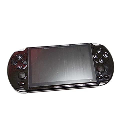 MEIXIANG 5.1 Pulgadas Portátil De La Consola De Juegos Portátil De Doble Joystick 8GB Precargado 1500 Juegos Gratis Soporte TV out Máquina De Videojuegos 2