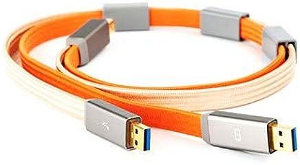 iFi(悦尔法) Gemini3.0 USB发烧线电源线/HiFi发烧线材/RF滤波器 0.75米