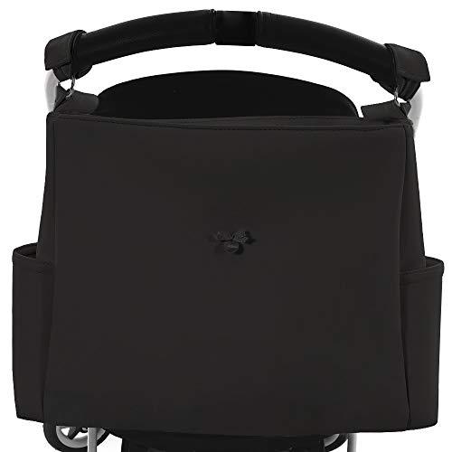 Uzturre Bolso para silla maternal Mod3900 Pol (Negro)