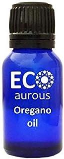 Oregano Oil (Origanum Vulgare) 100% Natural, Organic, Vegan & Cruelty Free Oregano Essential Oil | Pure Oregano Oil by Eco...