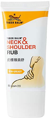 Tijgerbalsem Neck en Shoulder Rub, 50 g