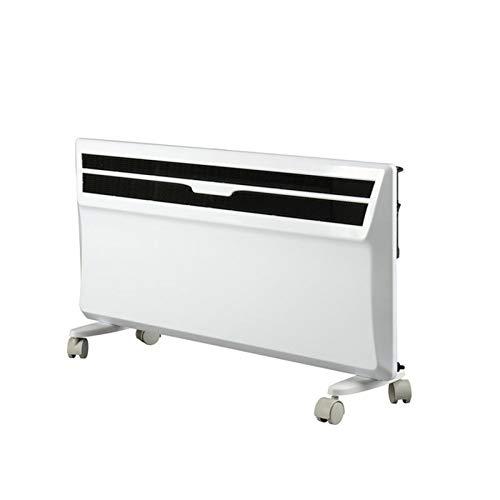 Calefactores de Aire Caliente Calentador de espacios, Fast Calefacción y temperatura constante, chimenea eléctrica estufas, 2000W cubierta autoportante estufa calentador con seguridad for protección c