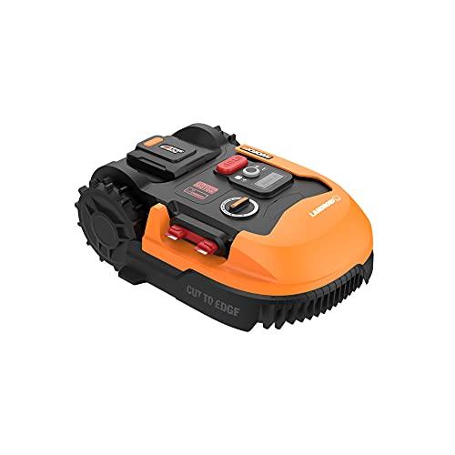WORX WR155 20V Power Share LANDROID L 1/2-Acre Cordless Robotic Mower - 6.0Ah Battery
