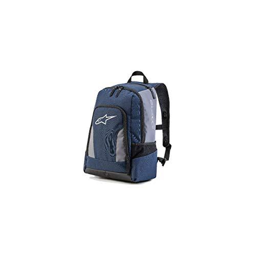 Alpinestars Time Zone Backpack, Mochila Unisex Adulto, Armada, 30 x 18 x 35 cm