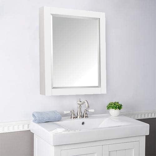 Magnus Home Products Rexford Framed Surface Mount <セール&特集> 今ダケ送料無料 Medicine Cabin