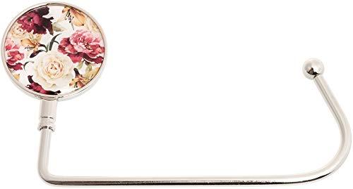 Purse Hook - Womens Lightweight Handbag Purse Hanger - Bag Holder for Tables & Desks w/Gift Bag Incl