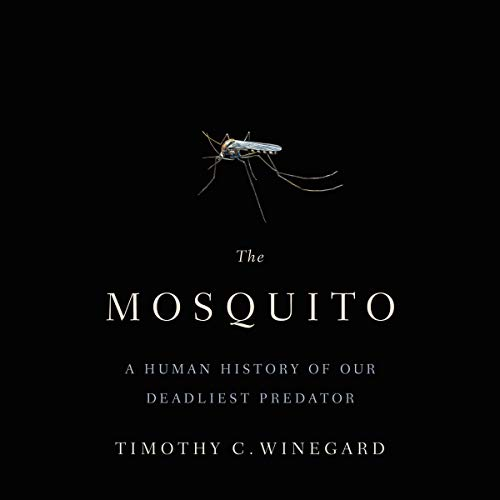 The Mosquito audiobook cover art