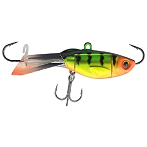 """Acme Tackle Hyper-Glide Artificial Fishing Bait, Fire Tiger, 2.5"""""""