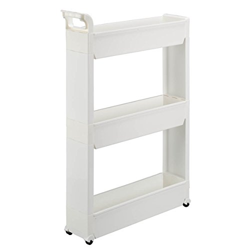Slim Storage Cart 3 Tier