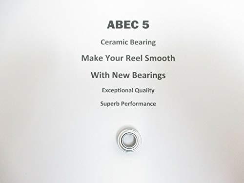 Shimano Spirex SR1000RB RD0026 ABEC5 Ceramic Bearing 7x14x5#38