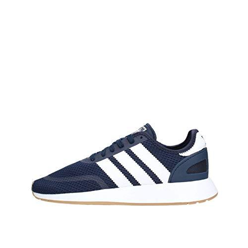 adidas N-5923 Zapatillas de Gimnasia Hombre, Azul (Collegiate...