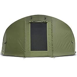 Lucx® Couverture d'hiver pour Bobcat Bivvy Tente de pêche à la Carpe Carp Dome (Pas de Tente Seulement)