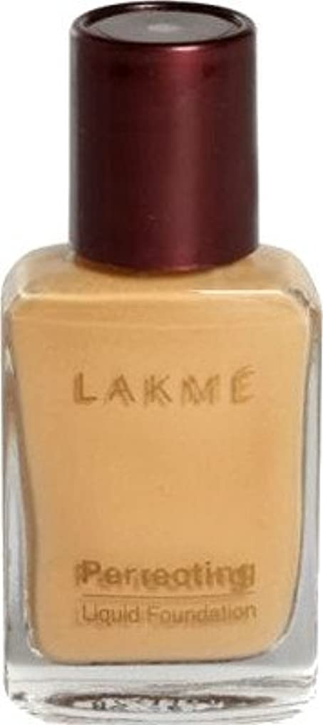 管理する晴れ目に見えるLakme Perfect Liquid Foundation (大理石)