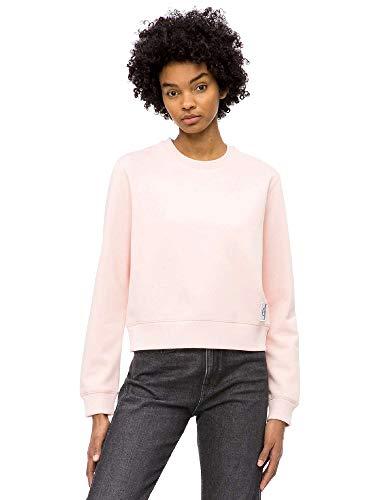 Calvin Klein J20J208562 Sudadera Mujeres Rosa XL