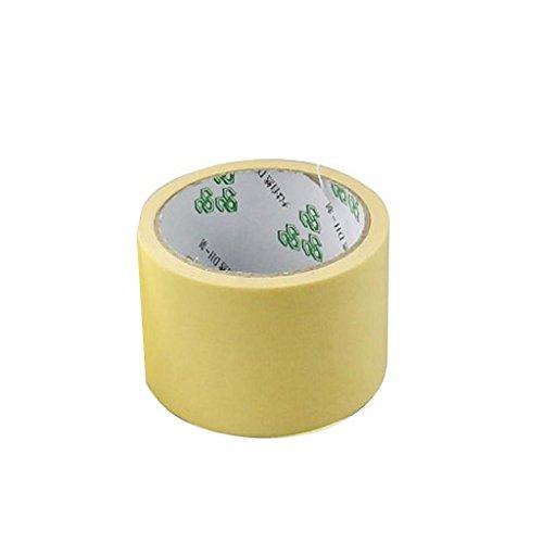 homyl 15mx50mm adhesivo de alta temperatura cinta de carrocero para impresora 3d cama caliente
