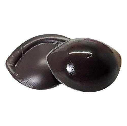 Silicone Bra Insert NON-SLIP Breast Enhancer Push Up Bra Pad Shapewear (Nude Large - Add 2 Cups)
