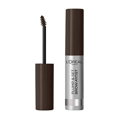 L'Oréal Paris - Mascara Sourcils - Brow Artist Plump & Set - Teinte: 108 Dark Brunette