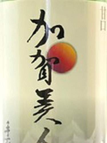 吉田酒造 五段仕込本醸造 加賀美人 720ml