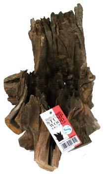 ソネケミファ スタンプウッド S (1個) 流木 水槽用レイアウト 観賞魚用品
