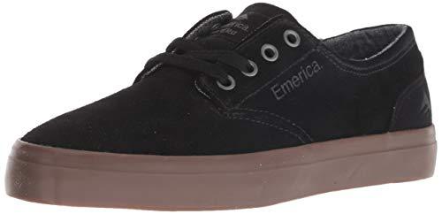 Emerica The Romero Laced Youth Black/Gum 33 EU (1.5 US / 0.5 UK) (Kids)