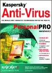 Kaspersky Personal Pro Antivirus 4,5