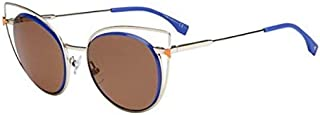 Fendi High End FF 0176/S Col. 3YGUT Woman Sunglasses