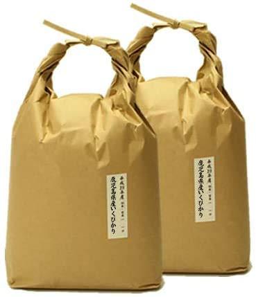 令和2年産 鹿児島県産 イクヒカリ 10kg 3分+3分[精米後 約9.7kg] ご注文後に精米してお届け。鹿児島のブランド米「 分づき 精米 」承ります。ギフト 贈り物にも)