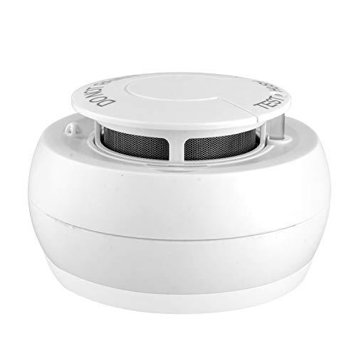 ZHANGXJ Sistema Seguridad WiFi Alarma Detector de Humo Incendios Inteligente Sensores Inalámbrica Inteligente Vida Tuya Aplicación de Control Inteligente Inicio para el Hogar Cocina