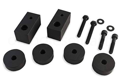 Ohio Diesel Parts 1.5' Front Seat Spacer Lift Kit Compatible with Dodge Ram 1500 New 5th Gen 2019+