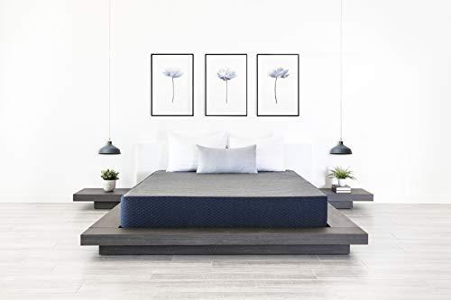 """Dreamfoam Bedding Chill 12"""" Gel Memory Foam Mattress"""