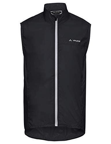 Vaude Herren Weste Men's Air Vest III, Black Uni, L, 40812