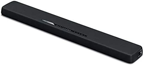 "Yamaha ATS-1070 35"" 2.1 Channel Soundbar with Dual Built-in Subwoofers"