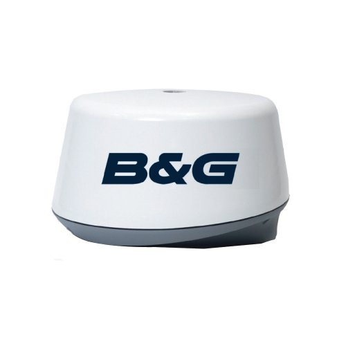 Lowrance Broadband 3G Radar Bundle for B&G Zeus Series Includes B&G Broadband 3GRadar Scanner, Scanner Cable 20 m (66 ft), RI10 Interface Box, Yellow Ethernet Cable - 1.8 m (6 ft)