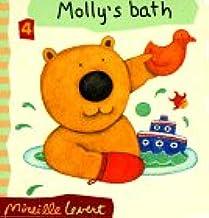 Molly's Bath (Molly Bear Board Book)