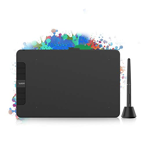 CMDZSW 6 X 4 Inch Professional OSU Tablet Computer Digital Drawing Writing Board Graphic Pen Tablet With 8192 Battery-free Pen