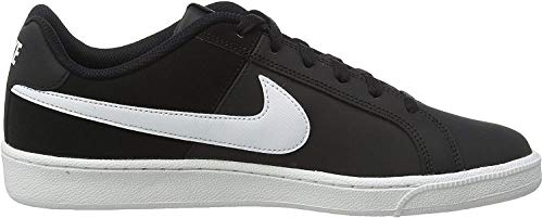 Nike Damen Wmns Court Royale Tennisschuhe, Schwarz (Black/White 010), 38.5 EU