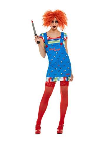 Smiffys 42947L - Disfraz de Chucky con licencia oficial