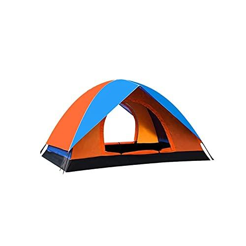 KJLY Tiendas Camping Tienda Camping 2 Hombre Pop-Up Tents Camping Familia Al Aire Libre Portátil Playa Tienda Sol Sun Refugio Protección Tienda Impermeable, 200 * 150 * 110cm / 78.7x59x43.3 Pulgada