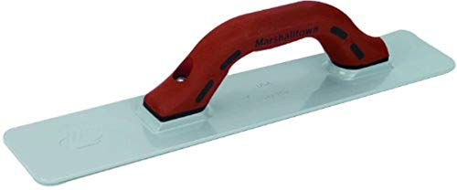 MARSHALLTOWN The Premier Line 153D 24-Inch by 3-1/8-Inch Magnesium Hand Float with DuraSoft Handle