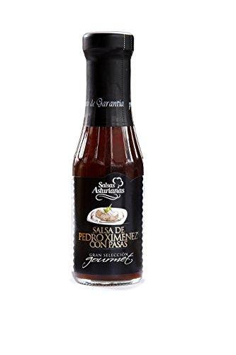 Salsas Asturianas Salsa Pedro Ximenez - 330 gr
