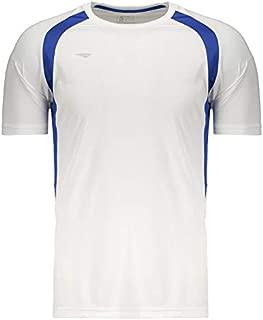 Camiseta Penalty Supremo RY Branca e Azul