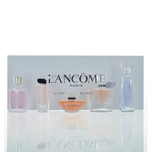 Price comparison product image Lancôme La Collections de Parfums 5-Piece Mini Variety Set for Women