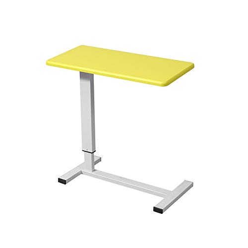HANSHAN Mesa Auxiliar Sofa Side Table, C-Shaped Table Laptop Stand, End Stand Desk Coffee Tray Side Table, Bedside Sofa Portable Workbench Next To The Notebook Tablet, Lift Lazy Table Mesas de café