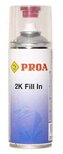 SPRAY POLIURETANO 2 COMPONENTES 400ML