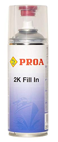 SPRAY POLIURETANO 2 COMPONENTES 400ML