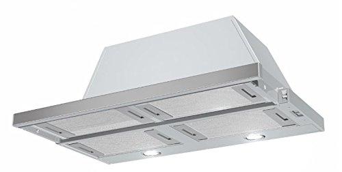Faber CRIS30SSH 30' Cristal Slide Out Range Hood, Stainless Steel, 600 CFM