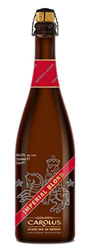 【スペシャル・エール】Gouden Carolus Cubvee Van De Keizer (グーデン・カルロス・キュベ・ヴァン・ド・ケイゼル・インペリアル・ブロンド) 瓶 750ml