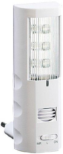 Lunartec Veilleuse à LED Anti-Insectes
