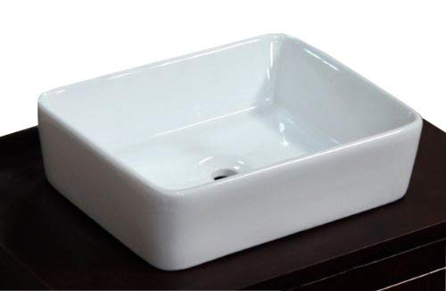 Bathroom Ceramic Porcelain Vessel Sink 7050 Pop Up Drain + free Pop Up Drain
